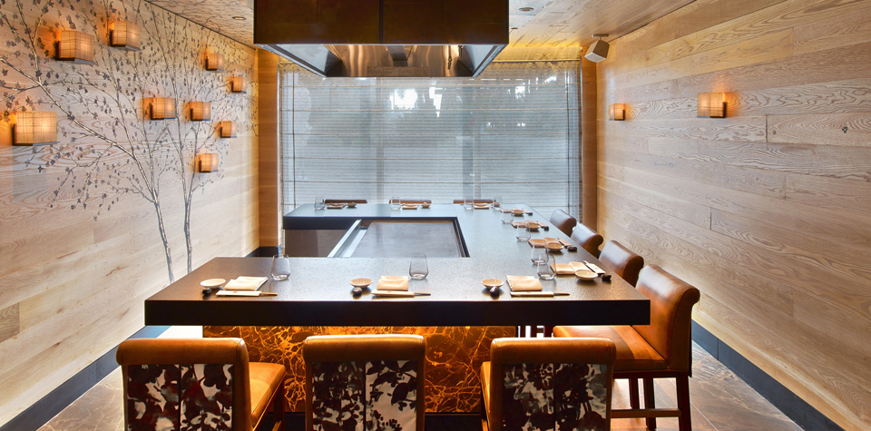 Eden roc meetings aic hotel group for Best private dining rooms miami